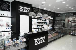 Как открыть магазин профессиональной косметики для волос?