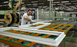 Бизнес по производству окон ПВХ