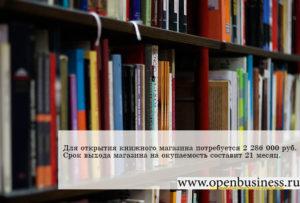 Как открыть книжный магазин с нуля: Бизнес план книжного магазина