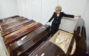Бизнес на похоронном бюро