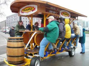 Идеи для бизнеса на колесах