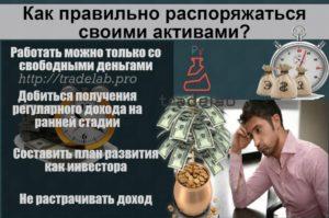 Как вложить деньги под проценты правильно