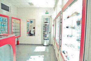 Бизнес-план салона оптики