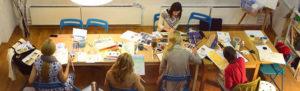 Открываем свою школу рисования