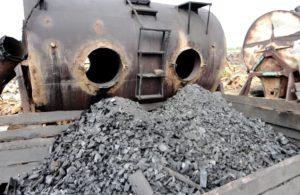 Древесный уголь: 4 этапа производства