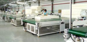 Производство матрасов: этапы оборудование окупаемость