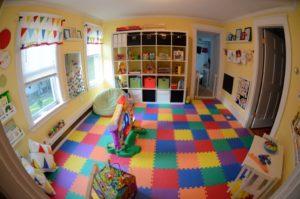 Как лучше открыть игровую комнату для детей