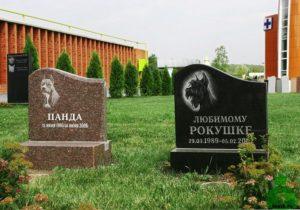 Идея для бизнеса: кладбище для животных