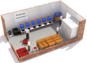 Производство плитки из резиновой крошки: бизнес план
