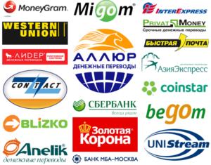 Денежные переводы из Украины в Россию: быстрые способы и тарифы :