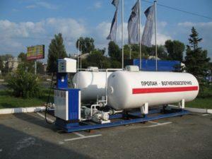 Газовая заправка как бизнес: План открытия