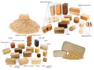 Использование и применение топливных брикетов из опилок